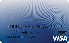Reloadable Card